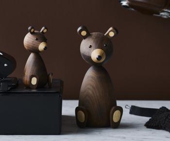 Lucie Kaas designové dekorace Baby bear