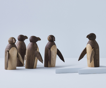 Lucie Kaas designové dekorace Penguin