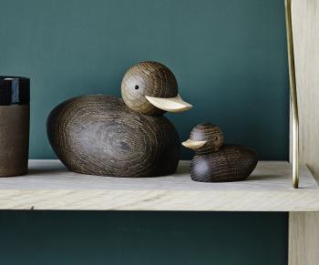 Lucie Kaas designové dekorace Duck Small
