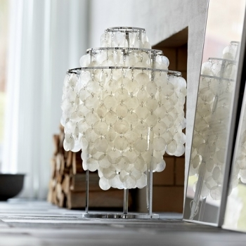 VERPAN stolní lampa MOTHER OF PEARL 2TM