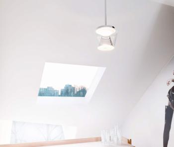 Serien Lighting stropní svítidla Annex opal S
