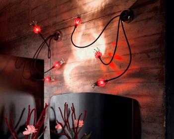 Serien Lighting nástěnná svítidla Poppy Ceiling 3