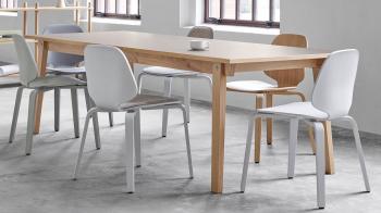 Normann Copenhagen designové jídelní židle My Chair Wood
