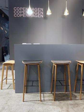 Norr 11 designové barové židle NY11