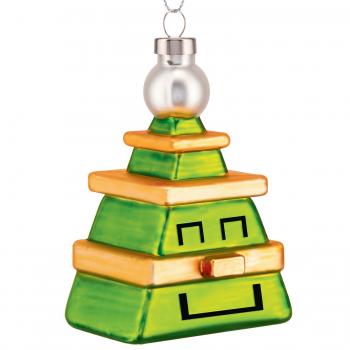Alessi designové vánoční ozdoby Cubic Tree