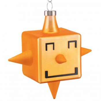 Alessi designové vánoční ozdoby Cubic Star