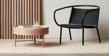 Menu designové konferenční stoly Turning Table