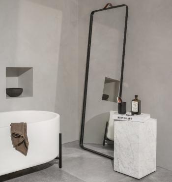 Menu designové zrcadla Norm Floor Mirror