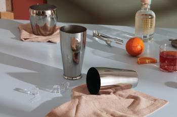Alessi designový Cocktail Shaker Lunar Eclipse
