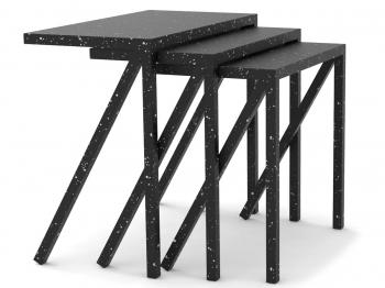 Magis designové barové židle Bureaurama (výška 50 cm)