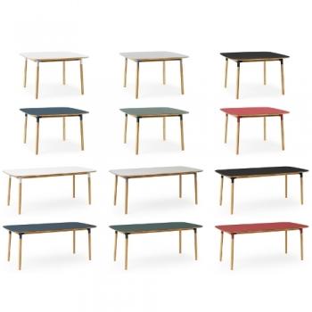 Normann Copenhagen designové stoly Form Table Square