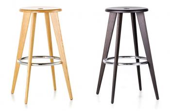Vitra designové barové židle Tabouret Haut