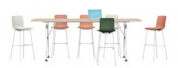 Vitra designové barové židle Hal Ply Stool Medium