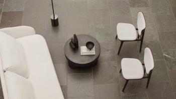 Norr 11 designové odkládací stolky Gear Table Tall