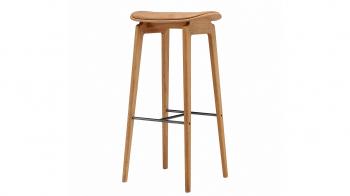 Norr 11 designové barové židle NY11 (výška sedáku 65 cm)