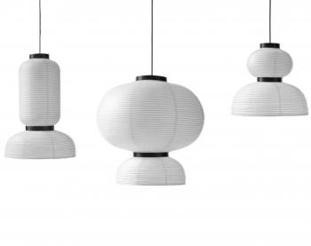 &tradition designové závěsné lampy Formakami JH4
