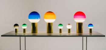 Marset designové stolní lampy Dipping light portable