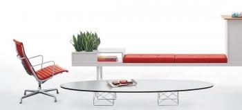 Vitra designové konferenční stoly Eames ETR Table