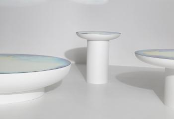 Petite Friture designové konferenční stoly Francis Large