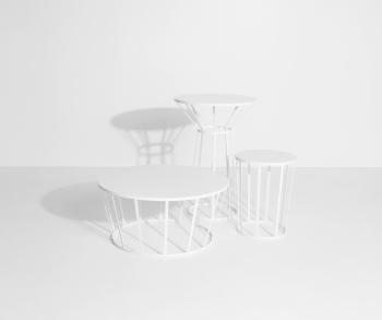 Petite Friture designové kavárenské stoly Hollo Tall