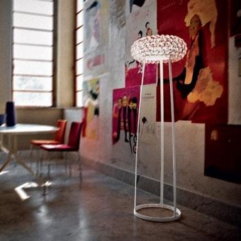 Foscarini designové stojací lampy Caboche Terra