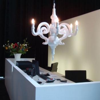 MOOOI závěsná svítidla Paper Chandelier