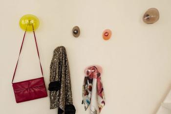 Petite Friture designové nástěnné věšáky Bubble S
