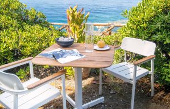 Emu designové zahradní židle Shine Armchair