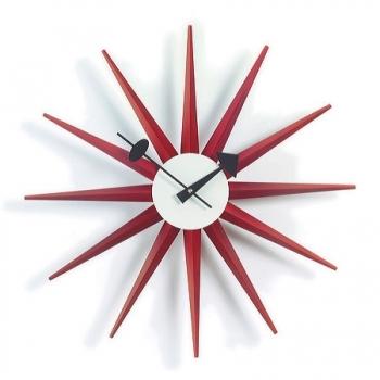 Vitra designové nástěnné hodiny Sunburst Clock