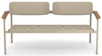 Emu designové zahradní sedačky Shine Sofa