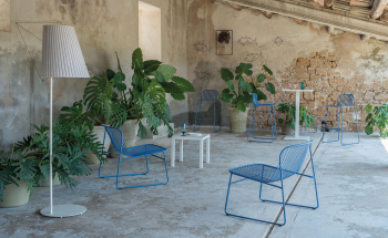 Emu designová zahradní křesla Riviera Lounge Chair