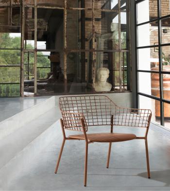 Emu designová zahradní křesla Lyze Lounge Chair