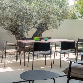 Emu designová zahradní lehátka Terramare Stackable Sunbed