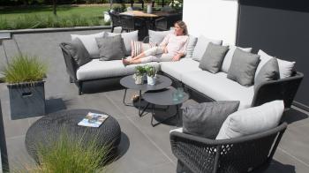 Výprodej 4Seasons Outdoor designová zahradní křesla Belize Armchair