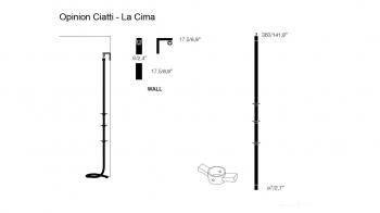 Opinion Ciatti věšáky La Cima