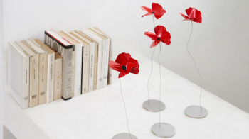 Opinion Ciatti designové dekorace Papavero Delicato S