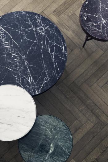 Výprodej Ferm Living designové odkládací Marble Medium (černá)