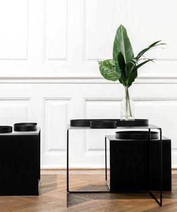Ferm Living designové odkládací stolky Cluster