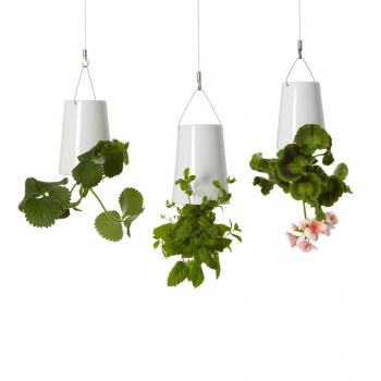 Boskke designové květináče Sky Planter Ceramic S