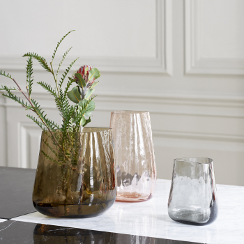 &Tradition designové vázy Collect Crafted Glass Shadow