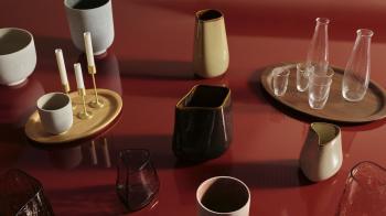 &Tradition designové podnosy Collect Tray SC64