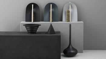 Normann Copenhagen designové WC štětky Ballo Toilet Brush