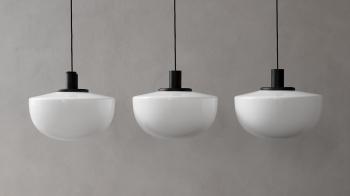 Menu designová závěsná svítidla Bank Pendant