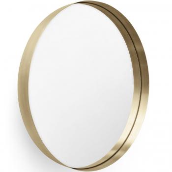 Menu designová zrcadla Darkly Mirror Small (průměr 20 cm)