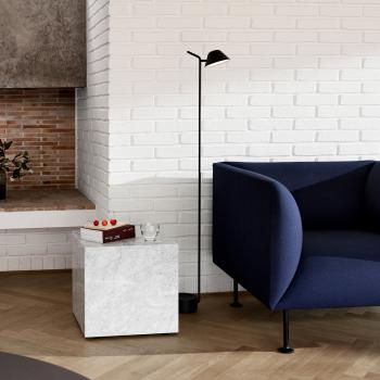 Menu designové stojací lampy Peek Floor Lamp