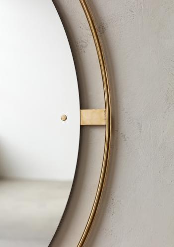 Menu designová zrcadla Nimbus Mirror (průměr 60 cm)
