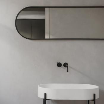 Menu designová zrcadla Norm Mirror Wall Oval