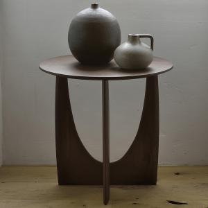 Ethnicraft designové odkládací stolky Geometric Table