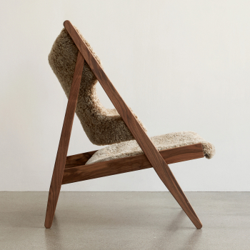 Designová křesla Knitting Lounge Chair