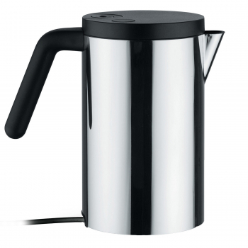 Výprodej Alessi designové rychlovarné konvice Hot.it 0,8 l (černá)